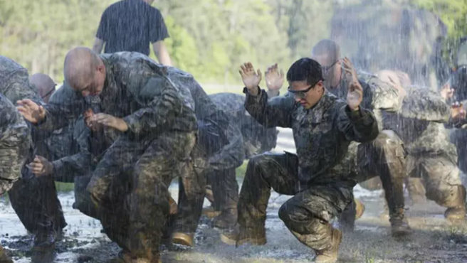 For The First Time A Woman Manages To Enter The SEALS
