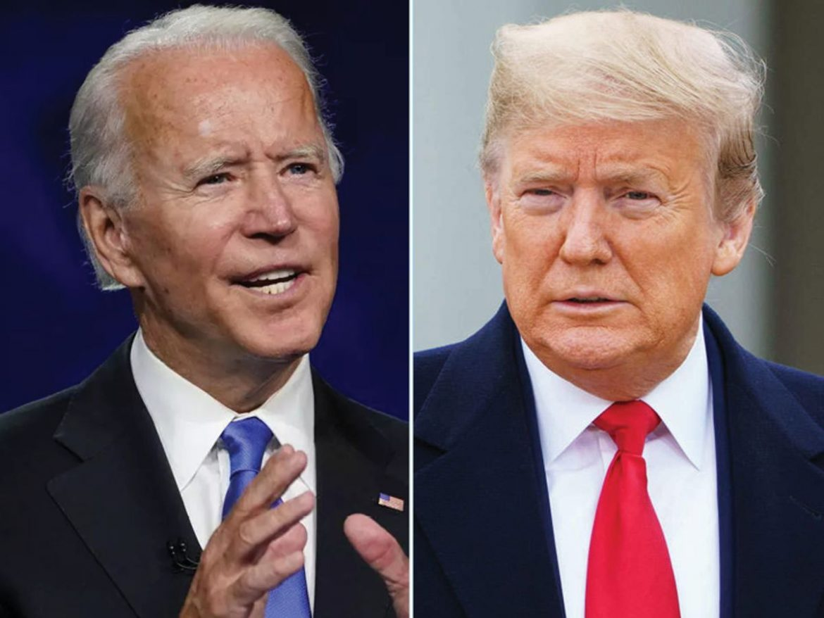 President Biden's popularity declines in America, if Presidential elections are held today, Biden will lose to Trump