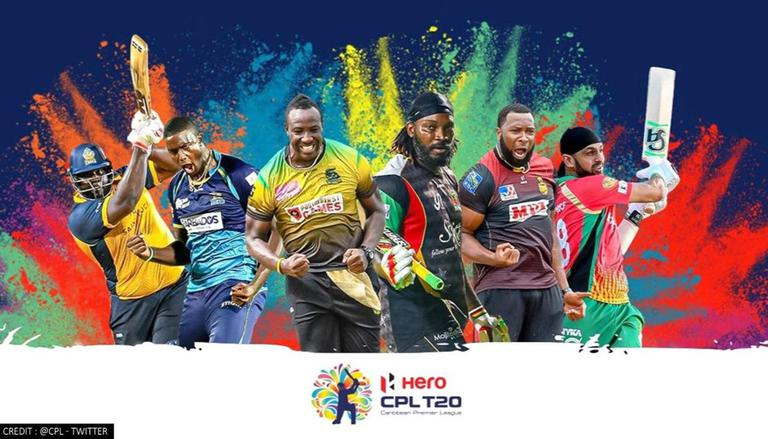 Cricketers not sold in IPL are scattered in CPL 2021, MS Dhoni's opener and spinner is included in top-5