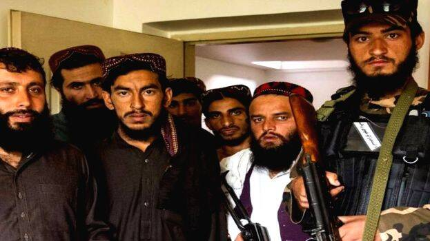 The Taliban vandalized the Norwegian Embassy, also broke the tomb of Ahmed Shah Masood