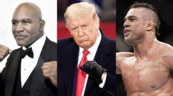 Donald Trump will pay tribute to the martyrs of 9/11 from the boxing ring, has done this work even 31 years ago!